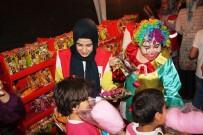 Diyarbakır'da Yetim Çocuklara Sınırsız İkram