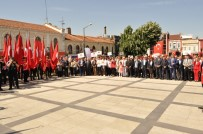 ATATÜRK ANITI - Edirne'de 19 Mayıs Gençlik Ve Spor Bayramı Coşkuyla Kutlandı