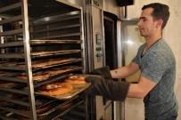 Elazığ'da Ramazan'a Özel 'Nohut Ekmeği'