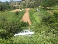 Emet'te Trafik Kazası Açıklaması 6 Yaralı