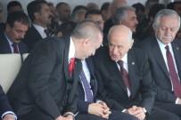 DEVLET BAHÇELİ - Erdoğan Ve Bahçeli Arasında Sıcak Sohbet