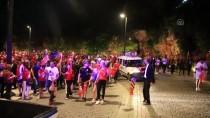 ŞARKICI - Fener Alayında 400 Metrelik Türk Bayrağı Açıldı