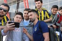 MEHMET TOPAL - Fenerbahçe, Erzurum'da