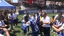 ŞAMPİYONLUK KUPASI - Futbol Açıklaması Ampute Süper Ligi