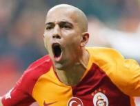 Galatasaray'da sezonun yıldızı Feghouli