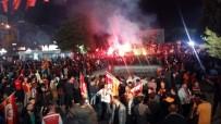 ALANYASPOR - Galatasaray Şampiyonluğu Ankara'da Kutlanıyor