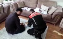 İş Vaadiyle Dolandırıcılık Yapan Şüpheli Tutuklandı