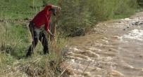Kars'ta Kaybolan Küçük Kızı Arama Çalışmaları Sürüyor