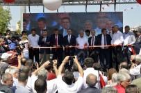 Kuvayı Milliye Anıt Katlı Kavşağı Törenle Açıldı