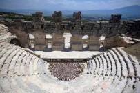 Medusa Mozaiği Ziyarete Açıldı