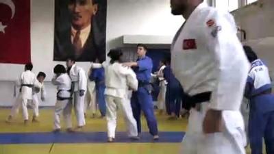 Milli Judocunun Hedefi Olimpiyat Madalyası