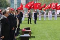 GENÇLİK VE SPOR İL MÜDÜRÜ - Nevşehir'de 19 Mayıs Atatürk'ü Anma, Gençlik Ve Spor Bayramı, Coşkuyla Kutlandı