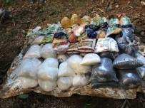 DOĞU KARADENIZ - PKK'nın Yer Altına Kurduğu Marketi Andıran Depo Ele Geçirildi