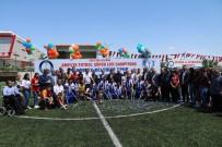 FUTBOL TAKIMI - Şahinbey Ampute Futbol Takımı Şampiyonluk Kupasını Kaldırdı