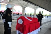 ANKARA VALİSİ - Şehit Komiser Yardımcısı Son Yolculuğuna Uğurlandı