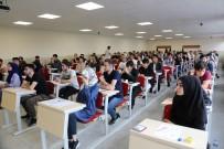 YABANCI ÖĞRENCİ - Sivas'ta Eğitim Görebilmek İçin Yarıştılar