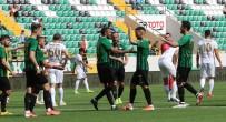Spor Toto Süper Lig Açıklaması Akhisarspor Açıklaması 1 - İstikbal Mobilya Kayserispor Açıklaması 0 (İlk Yarı)