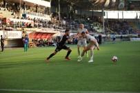 ALANYASPOR - Spor Toto Süper Lig Açıklaması Aytemiz Alanyaspor Açıklaması 1 - Çaykur Rizespor Açıklaması 0 (İlk Yarı)