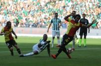 KAYHAN - Spor Toto Süper Lig Açıklaması Bursaspor Açıklaması 0 - Göztepe Açıklaması 0 (Maç Sonucu)