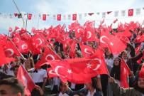 Tekirdağ'da Gençlik Ve Spor Bayramı Coşkuyla Kutlandı