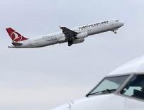 TAHRAN - THY uçağı kalp krizi geçiren yolcu nedeniyle Tahran'a zorunlu iniş yaptı