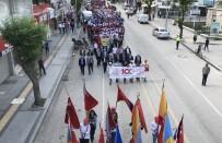 Tokatlı Gençler 19 Mayıs'ı Marşlarla Kutladı