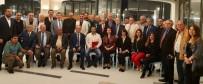 Türkiye Gazeteciler Federasyonu AGC'nin Bölge İftarında Buluştu