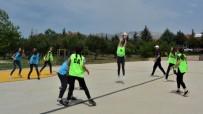 Türkiye'nin İlk 'Netball' Maçı Denizli'de Yapıldı