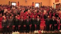 AÇÜ'de Mezuniyet Töreni