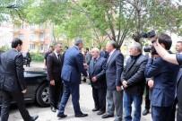 Adalet Bakını Gül'den Öldürülen Avukatın Evine Taziye Ziyareti