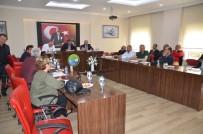 Akseki Belediye Meclisi Mayıs Ayı Toplantısı Yapıldı