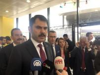 Murat Kurum - Bakan Kurum Kağıthane'de Yıkılan Bina İle İlgili Konuştu