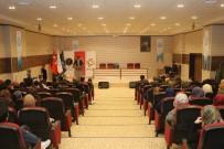 BEÜ'de 'Doğu'nun Yedinci Oğlu Sezai Karakoç' Konferansı