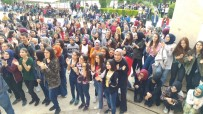 Bucak'ta Öğrenciler Geleneksel Kavurma Şenliğinde Buluştu