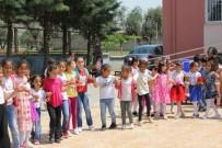 Cemil Çetin İlkokulunda Şenlik Havasında Kermes