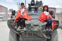 SELAHADDIN - Çocuklardan Özel Harekat Polisine Yoğun İlgi