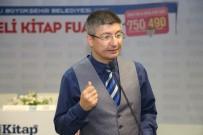 Eğitimci, Yazar Faruk Öndağ 11. Kocaeli Kitap Fuarı'na Katıldı