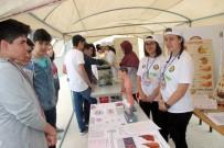 Fen Lisesinde TÜBİTAK 4006 Bilim Fuarı Açıldı