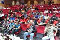 GAZİ KOŞUSU - Gençlik Festivali Başladı