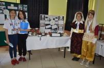 BİLİM ADAMI - Kadın Öğretmenler Destek Verdi Öğrenciler Projelerini Hazırladı