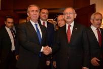 SEÇİM SÜRECİ - Kılıçdaroğlu'ndan Mansur Yavaş'a Tebrik Ziyareti
