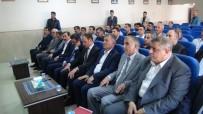 Kızıltepe'de Ramazan Ayına Hazırlık Toplantısı