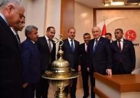 MHP Lideri Bahçeli'ye 'Paşa Mangalı' Hediyesi