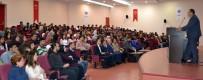 SINAV SİSTEMİ - Oğuzeli'nde Üniversite Öğrencilerine DGS İle Hukuk Fakültesine Geçiş Anlatıldı