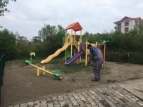 Parklarda Bakım Çalışması