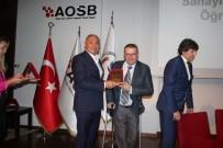ÇUKUROVA ÜNIVERSITESI - 'Sanayiye Uygulanabilir Öğrenci Proje Yarışması' Ödülleri Sahiplerini Buldu