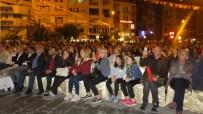 SIRBİSTAN - Sırbistan, Romanya Ve Bosna Hersek Ekipleri Burhaniye'de Gösteri Yaptı