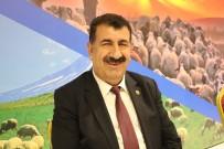 NIHAT ÇELIK - TÜDKİYEB Başkanı Çelik'ten Çoban Sorununa Acil Eylem Çağrısı