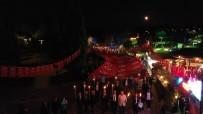MEHTERAN TAKıMı - 19 Mayıs'ın 100. Yılında Ankara, Kırmızı Beyaza Büründü
