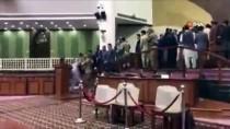 MUHALEFET - Afgan Meclisinde Bıçaklı Milletvekili
